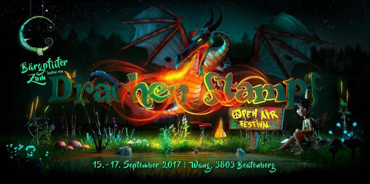 DrachenStampf Festival 15 Sep '17, 17:00