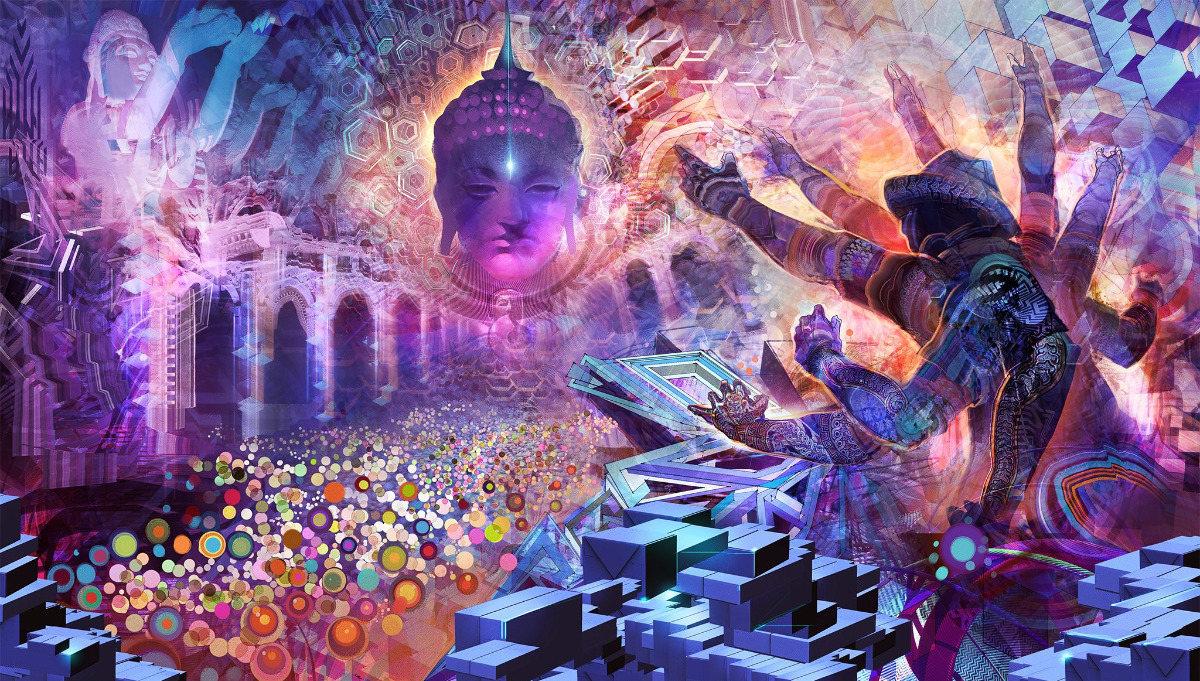 Shanti - Mandala Live (Nano Records) 16 Sep '17, 22:00