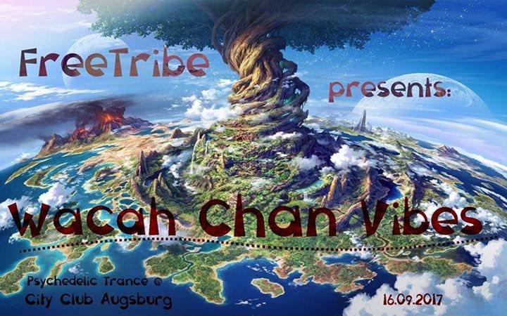 ❃ Wacah Chan Vibes ❃ 16 Sep '17, 23:00