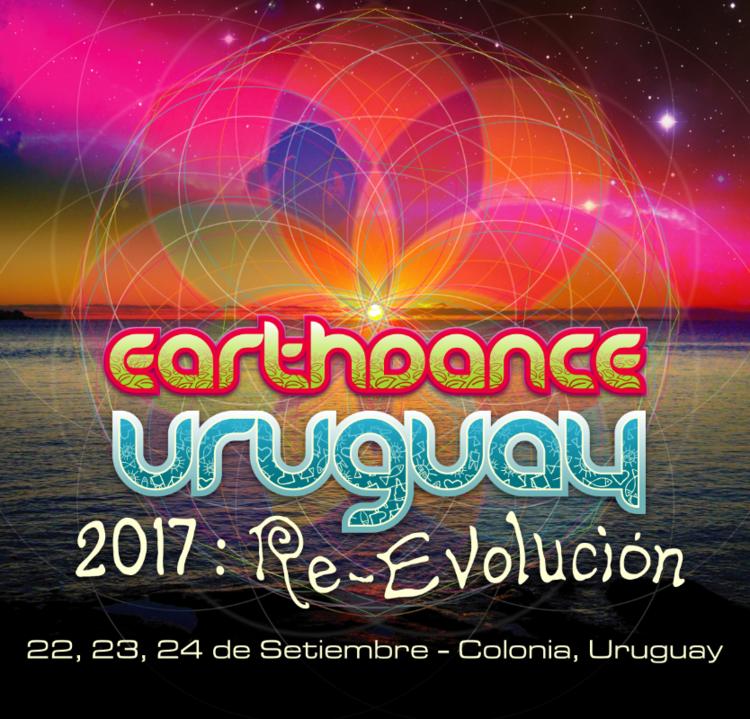 Earthdance Uruguay 2017 22 Sep '17, 17:00