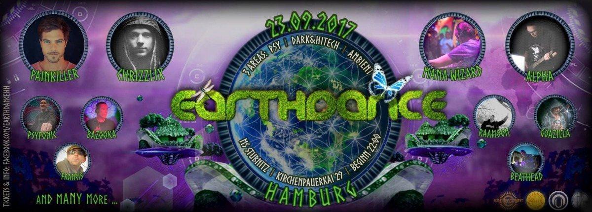Earthdance Hamburg 23 Sep '17, 22:00