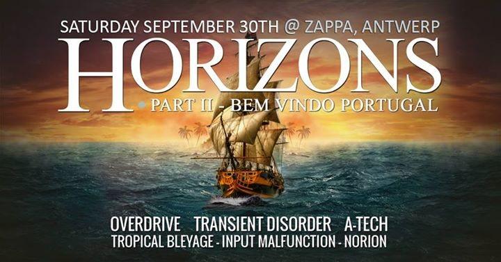 Horizons > Bem vindo Portugal! 30 Sep '17, 22:00
