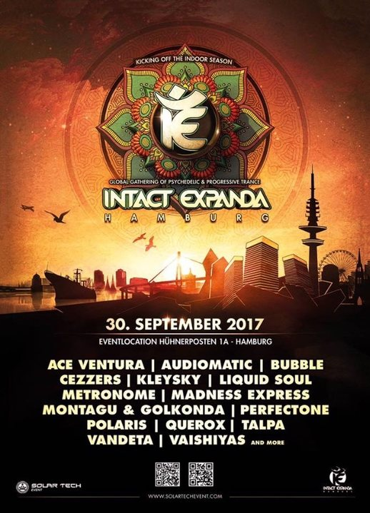Party flyer: Intact Expanda 2017 30 Sep '17, 21:00