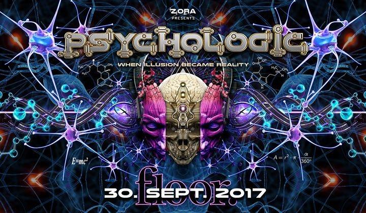 PsychoLogic 4 ॐ Ab 20 ♫ Kabayun / Spiral ♫ Die ersten 100 = Free Entry 30 Sep '17, 21:00