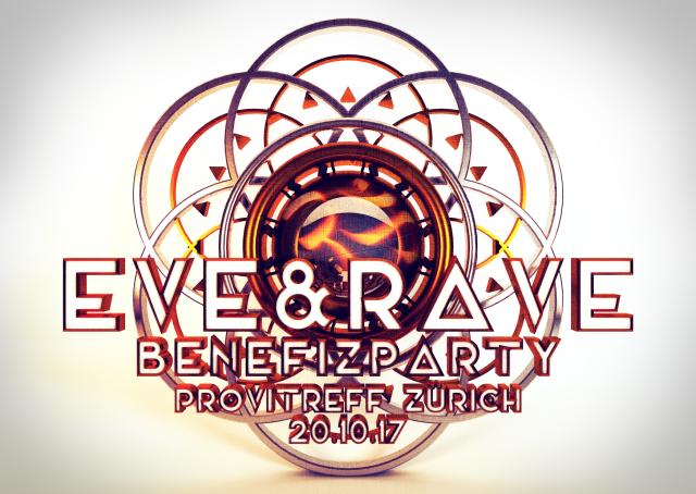eve&rave Benefizparty 2017 20 Oct '17, 22:00