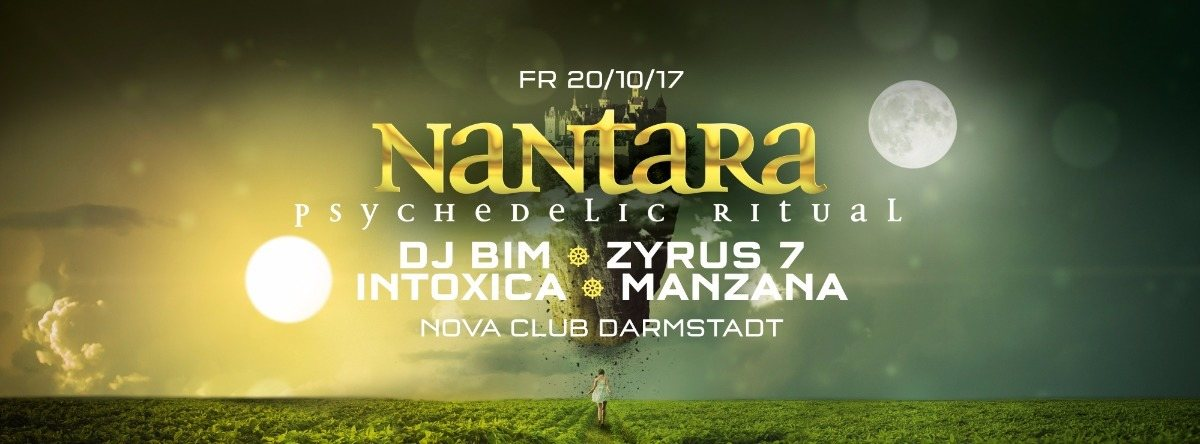 Nantara with dj bim, zyrus 7 and more 20 Oct '17, 23:00