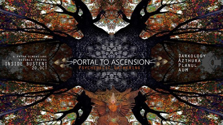 Portal To Ascension 20.10 - Inside 20 Oct '17, 22:00