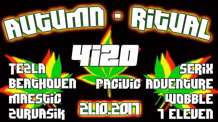Autumn Ritual // 4i20 // Stadtchäller 21 Oct '17, 23:00