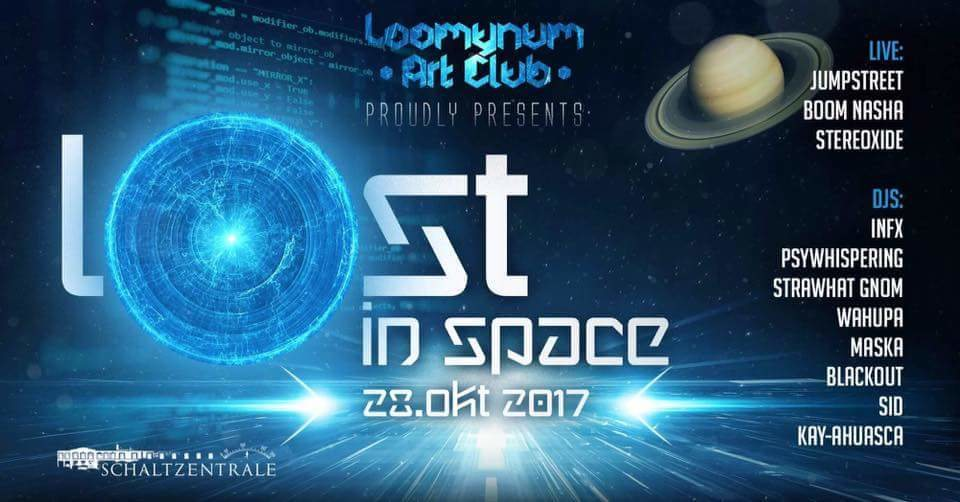 ॐ • Lost in Space •ॐ 28 Oct '17, 20:00