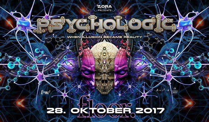 PsychoLogic 5 ॐ Ab 20 ♫ Caveman / Kala ♫ Die ersten 100 = Free 28 Oct '17, 21:00
