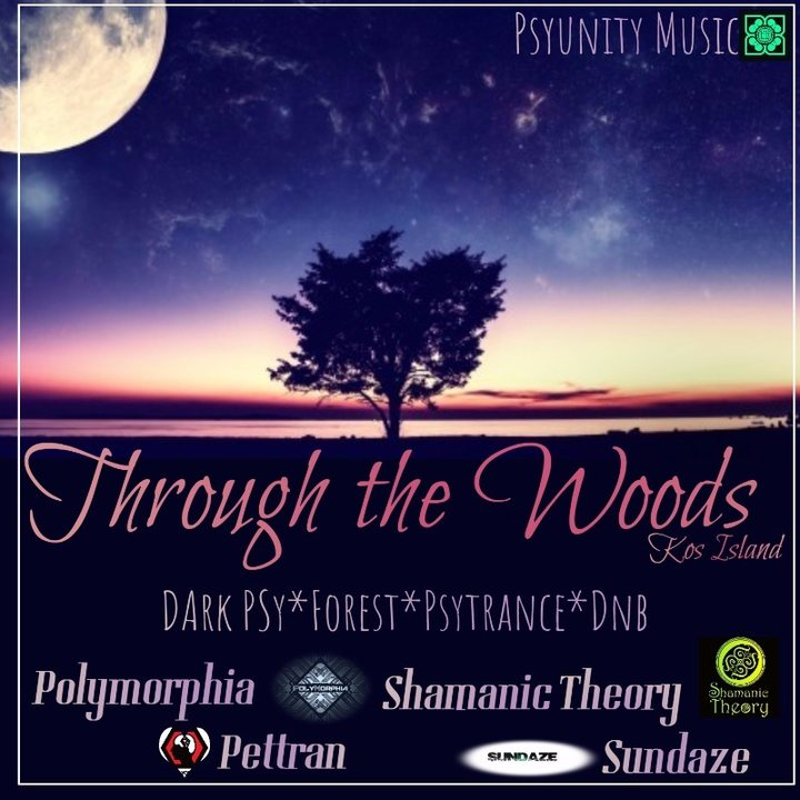Party flyer: Through The Woods 28 Oct '17, 22:00