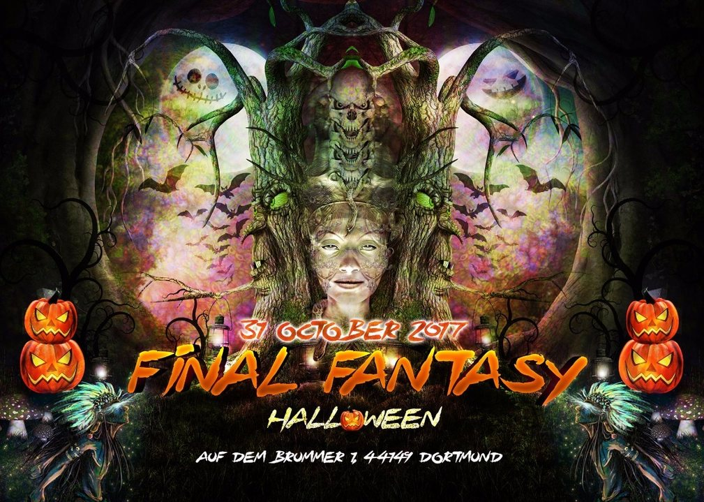 Final∞Fantasy with ElectricUniverse, Ritmo, Mechanix and more.. 31 Oct '17, 22:00