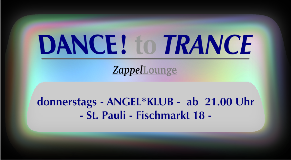Party flyer: DANCE-to-TRANCE 2 Nov '17, 21:00