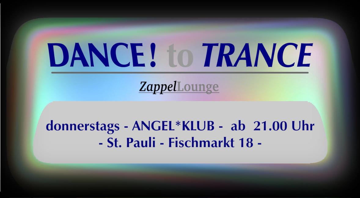 DANCE-to-TRANCE 2 Nov '17, 21:00