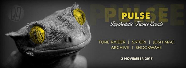 Pulse 3 November 3 Nov '17, 20:00