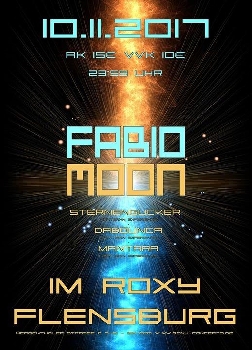 Goa Fabio Moon, Sternengucker, Dabounca, Mantara am 10.11.17 10 Nov '17, 01:00