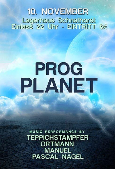 Party flyer: ❖ ॐ Prog Planet ॐ ❖ 10 Nov '17, 22:00