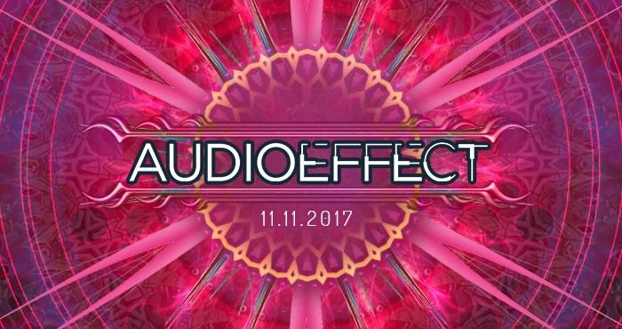 AudioEffect - Ace Ventura, Morten Granau, Symbolic 11 Nov '17, 22:00