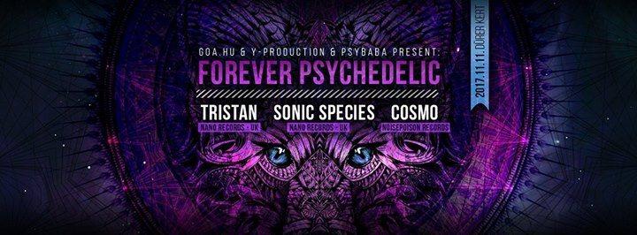 Forever Psychedelic 11 Nov '17, 22:00