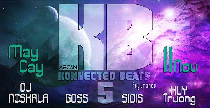 Konnected Beats #5 11 Nov '17, 20:00