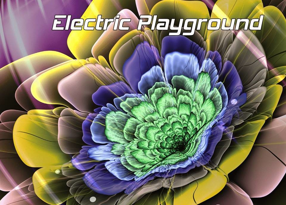 Party flyer: Electric Playground #4 18 Nov '17, 23:00