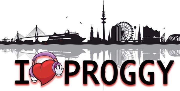 Party flyer: I Love Proggy 18 Nov '17, 23:00