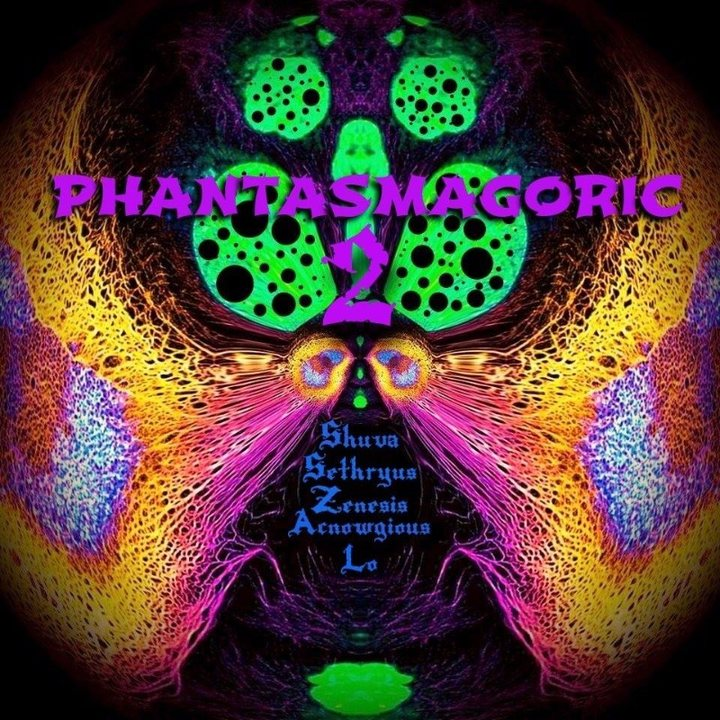 Party flyer: Phantasmagoric 2 18 Nov '17, 21:00