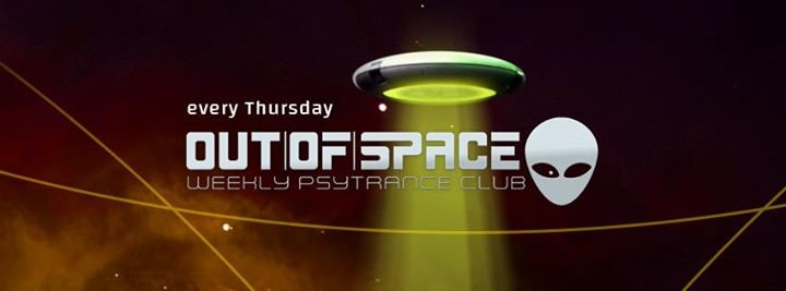 Party flyer: OUT of SPACE lebe liebe lache special 23 Nov '17, 22:00