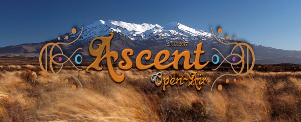Ascent - OpenAir 25 Nov '17, 22:00