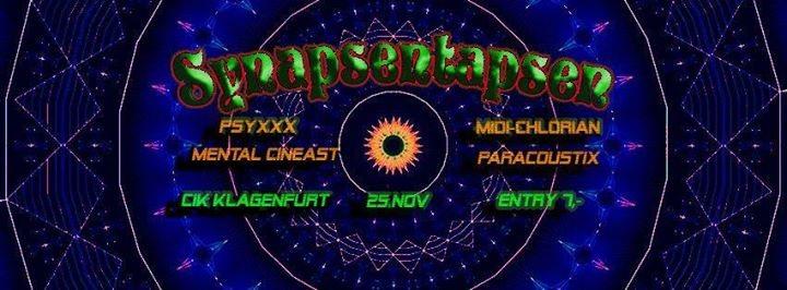 Synapsen Tapsen 25 Nov '17, 22:00