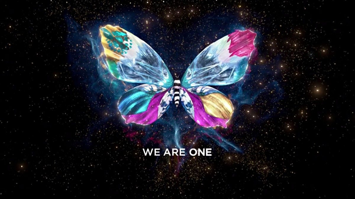 Party flyer: WE ARE ALL ONE 25 Nov '17, 22:00