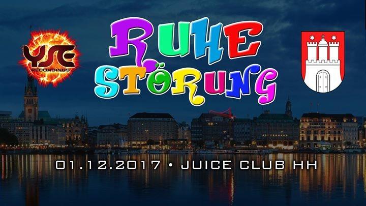 Ruhestörung Hamburg 1 Dec '17, 23:00