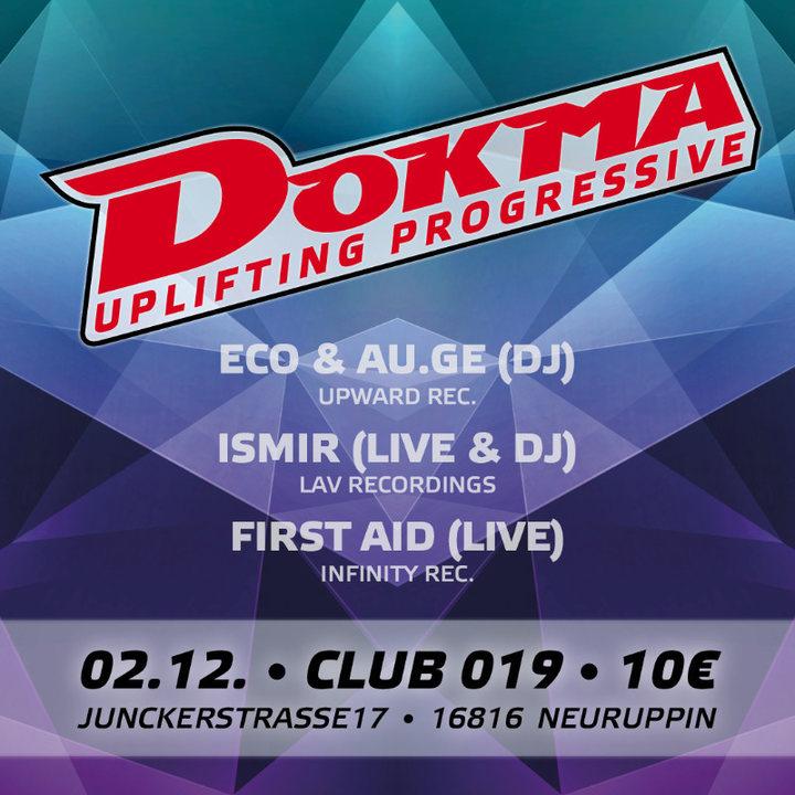 DOKMA - uplifiting progressive 2 Dec '17, 22:00