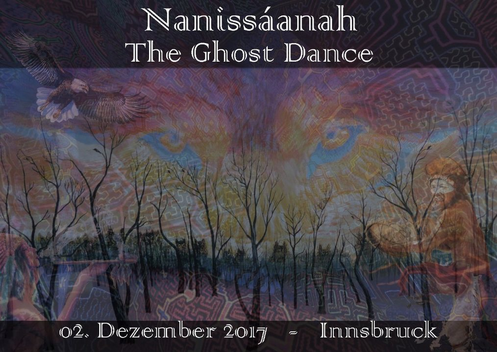 Nanissaanah - The Ghost Dance - presented by 2to6 Records 2 Dec '17, 22:00