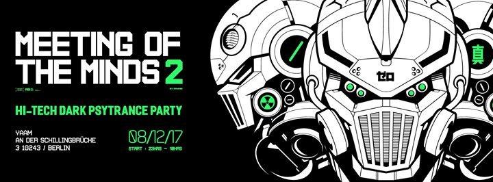Meeting of the Minds Vol. 2.0 8 Dec '17, 22:00