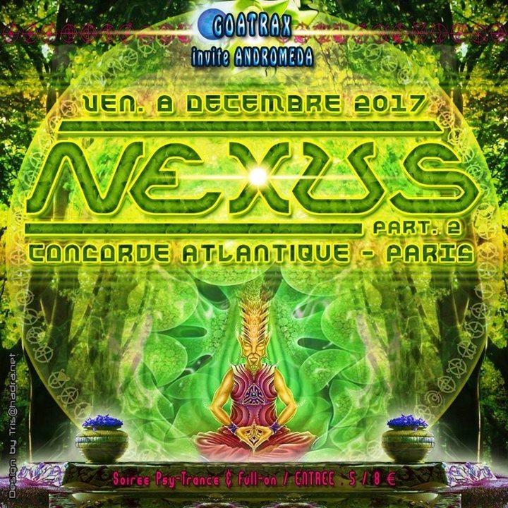 NEXUS - Part II 8 Dec '17, 23:30