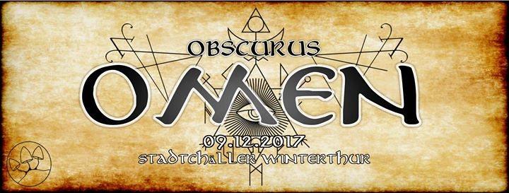 Obscurus OMEN 9 Dec '17, 23:00
