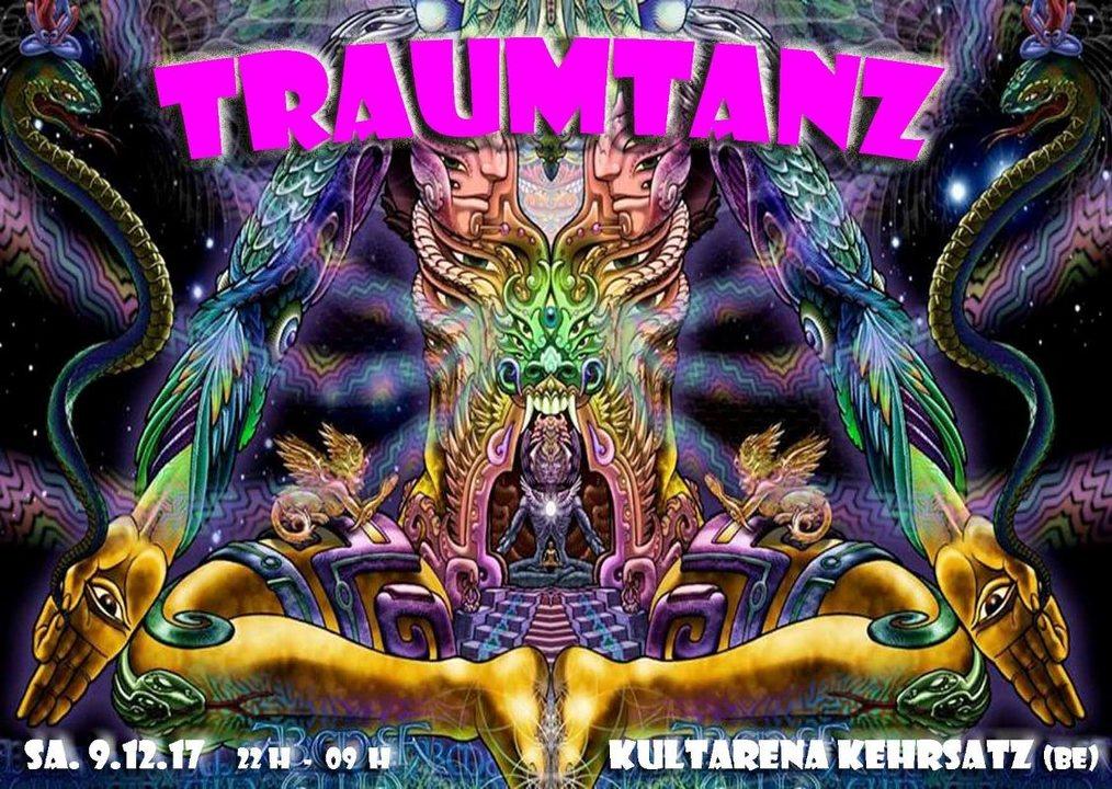 Party flyer: Traumtanz - Tanz der Träume 25 9 Dec '17, 22:00