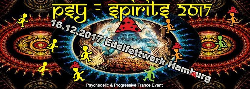 Goatrance Psy-Spirits 2017 16 Dec '17, 22:00