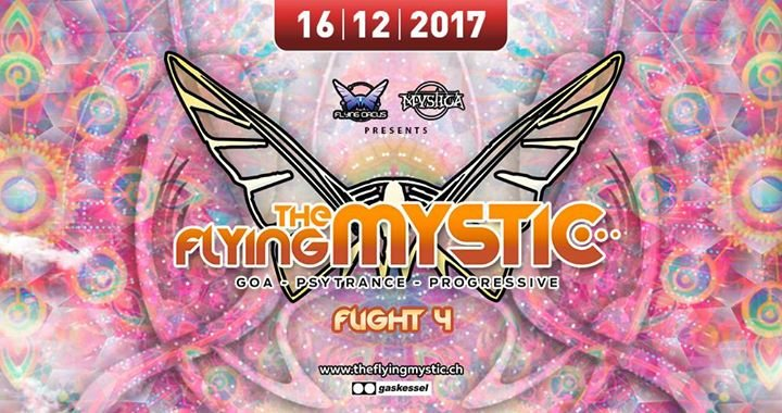 The Flying Mystic 2017-4 16 Dec '17, 22:00