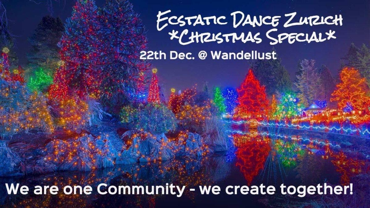 Ecstaticdance 22 Dec '17, 13:00