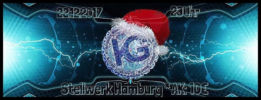 KlangGut Beats: Christmas Edition 22 Dec '17, 23:00