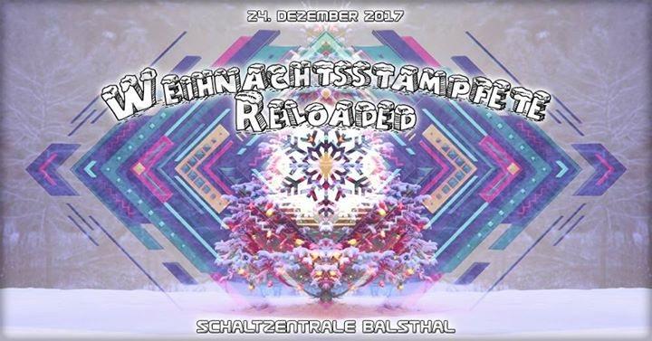 Weihnachtsstampfete Reloaded 24 Dec '17, 22:00
