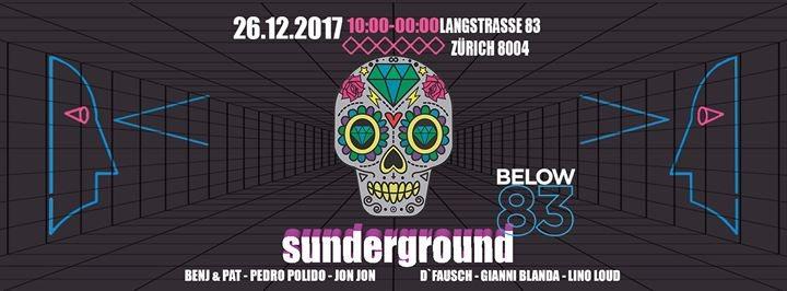 Sunderground Afterhour 26 Dec '17, 10:00