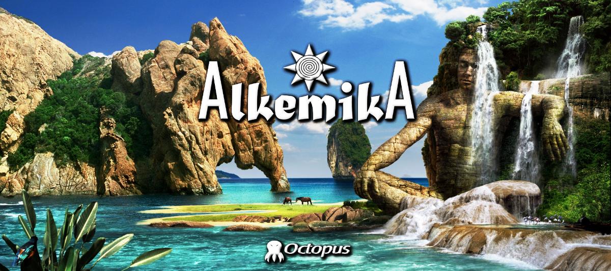 AlkemikA ۞ New Year 2018 31 Dec '17, 23:00