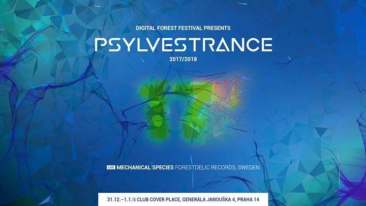 Digital Forest Festival presents Psylvestrance 2017/2018 31 Dec '17, 20:00