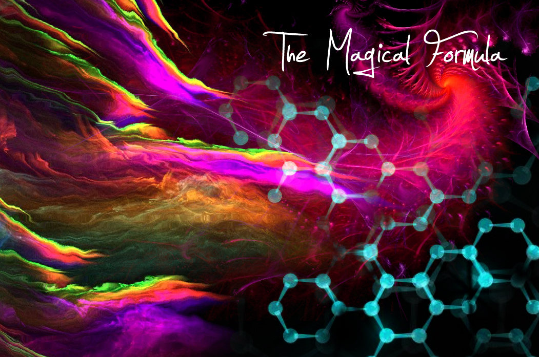 """The Magical Formula"" New Years Eve 31 Dec '17, 22:00"