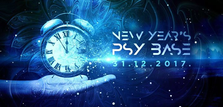 New Years Psy Base Afterparty 1 Jan '18, 06:00