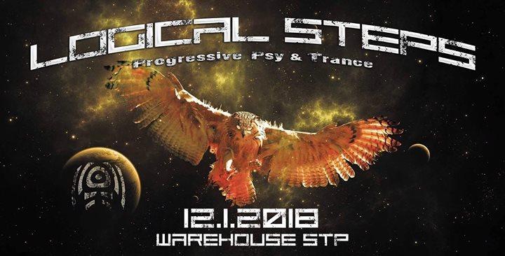 Logical Steps - 8th Steps of Logicals 12 Jan '18, 23:00