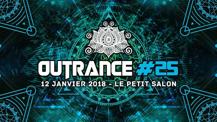 Outrance #25 ॐ Dickster • Chris Rich • Dataura 12 Jan '18, 23:55